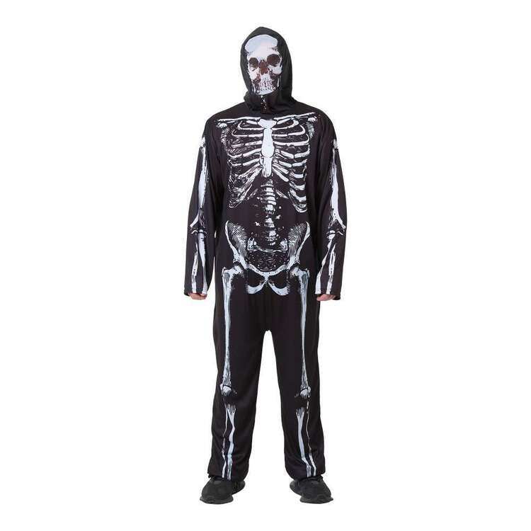 Spooky Hollow Skeleton Adult Costume