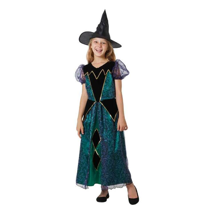 Spooky Hollow Kids Witch Costume