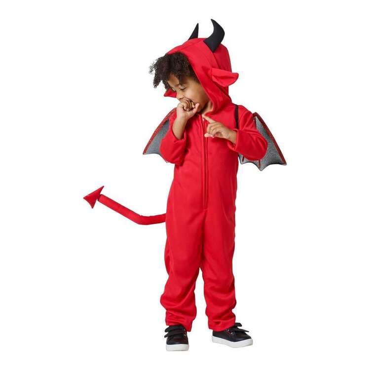 Spooky Hollow Devil Toddler Costume
