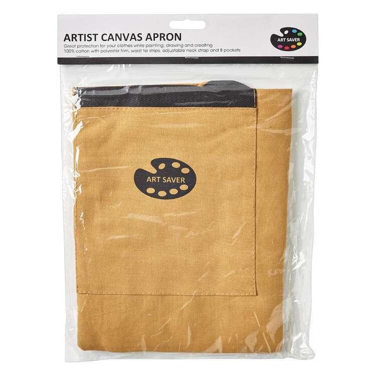 Art Saver Artist Canvas Apron
