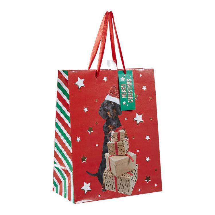 Jolly & Joy Dog Large Gift Bag