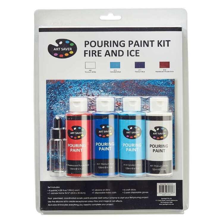 Art Saver Pouring Paint Set
