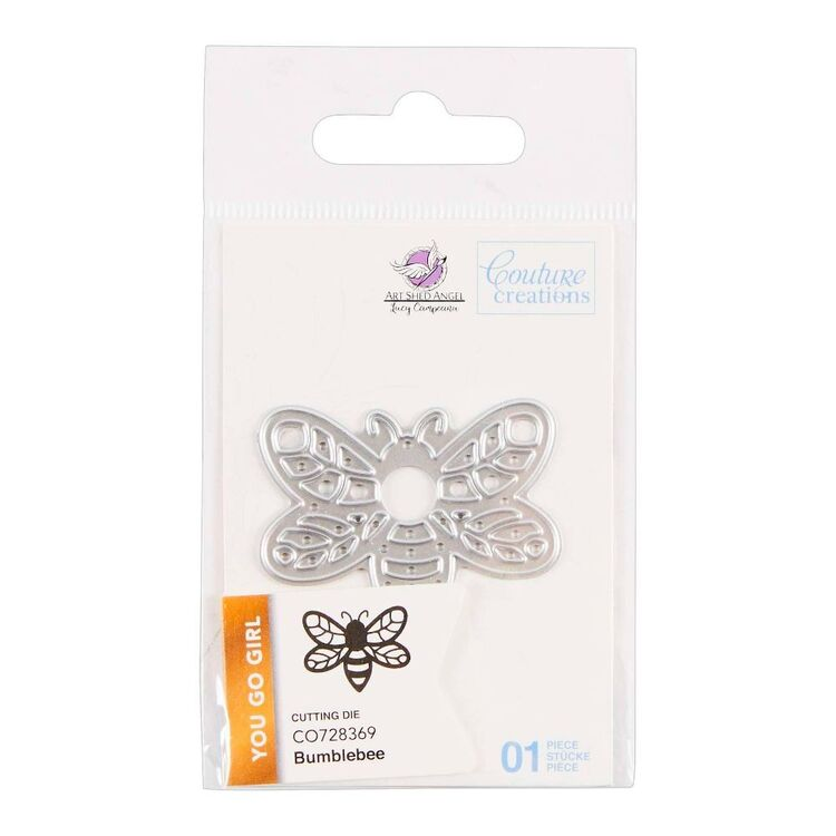 Couture Creation You Go Girl Mini Bumblebee Die Set