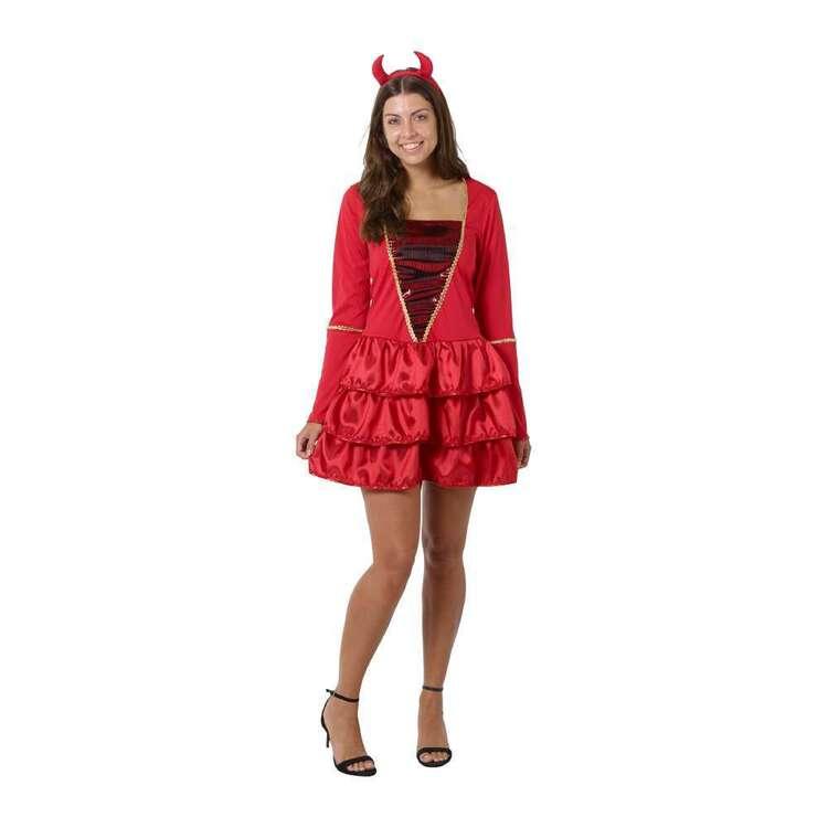 Spooky Hollow Adult Devil Costume