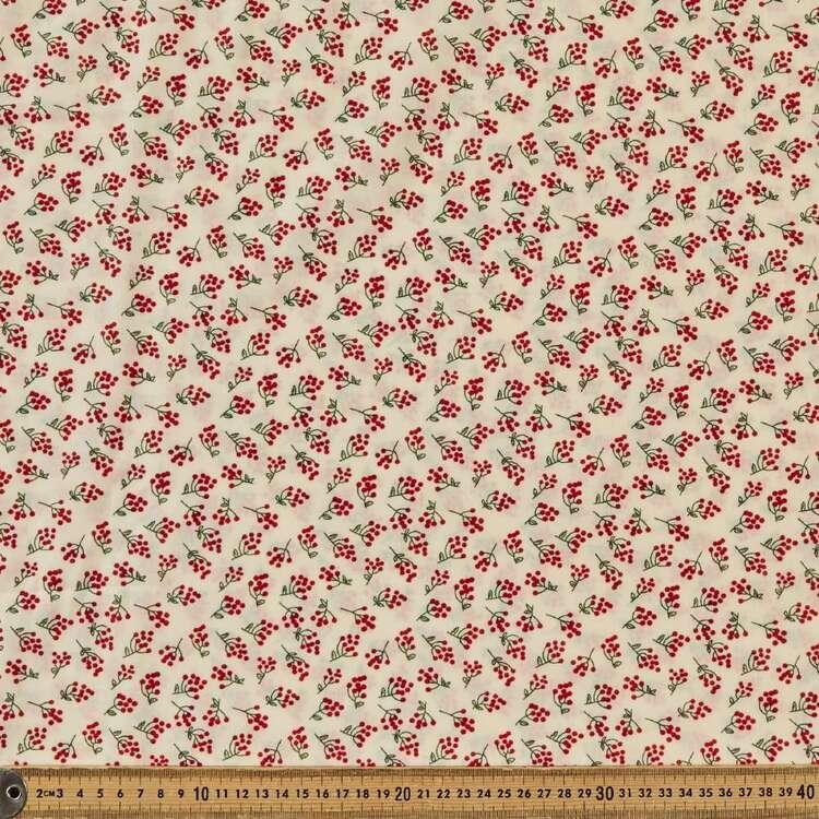 Fields #2 Printed 140 cm Crinkle Chiffon Fabric