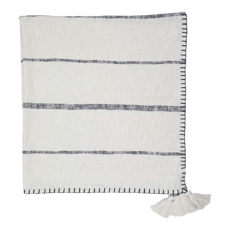 Ombre Home Weathered Coastal Throw