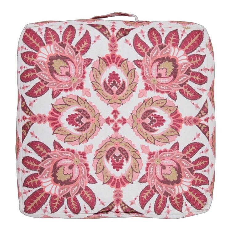 Ombre Home Bohemian Bliss Mandala Floor Cushion