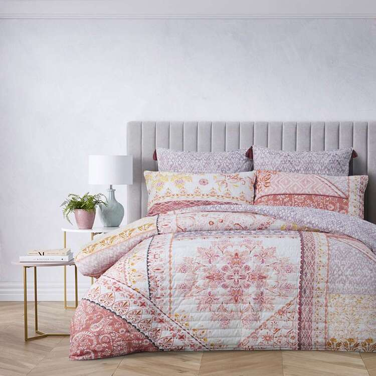 KOO Imogen Quilted Quilt Cover Set
