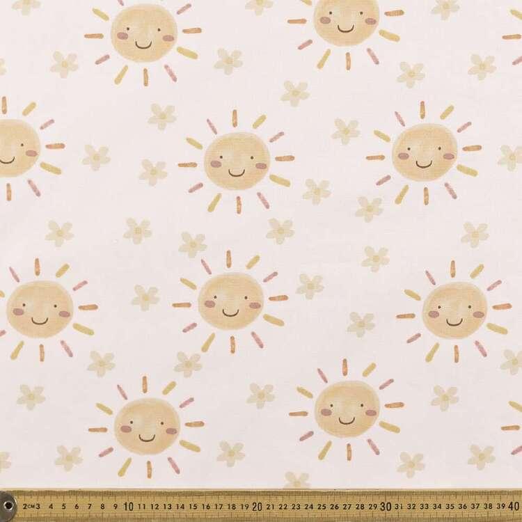 Brightside Printed 112 cm Buzoku Duck Fabric