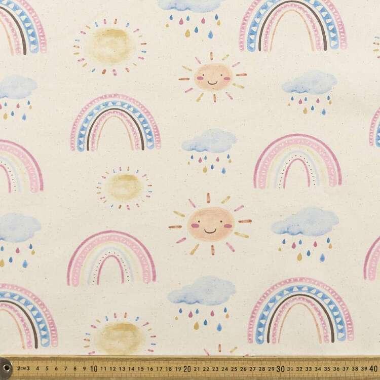 Four Seasons Printed 112 cm Buzoku Duck Fabric
