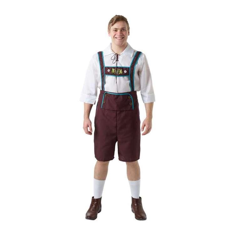 Spartys Oktoberfest Adult Lederhosen