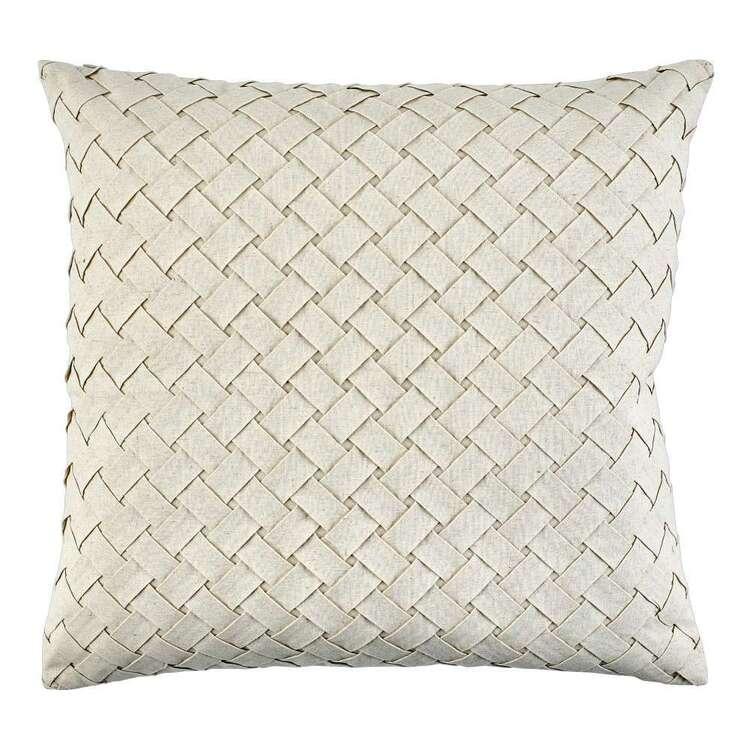 KOO Pia Basketweave Cushion