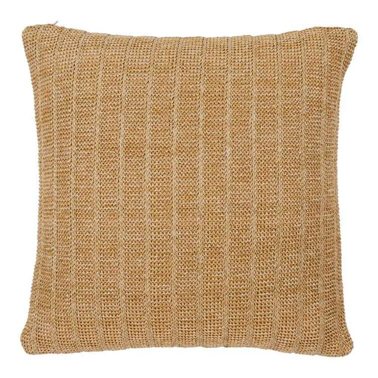 KOO Raffia Square Cushion