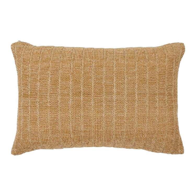 KOO Raffia Rectangular Cushion