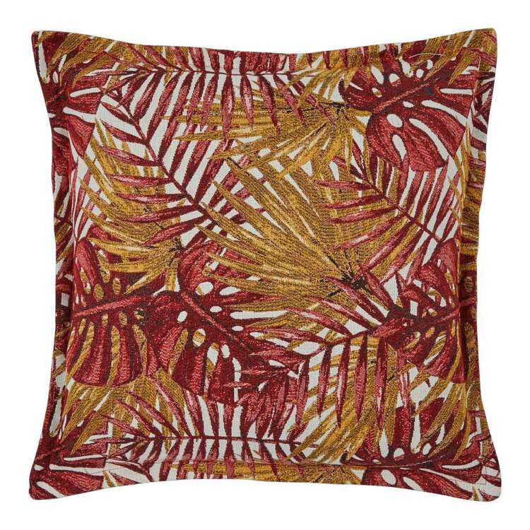 KOO Palm Jacquard Cushion