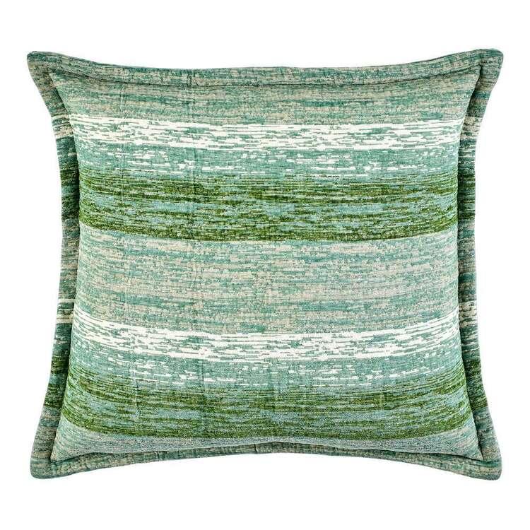 KOO Trist Jacquard Stripe Cushion