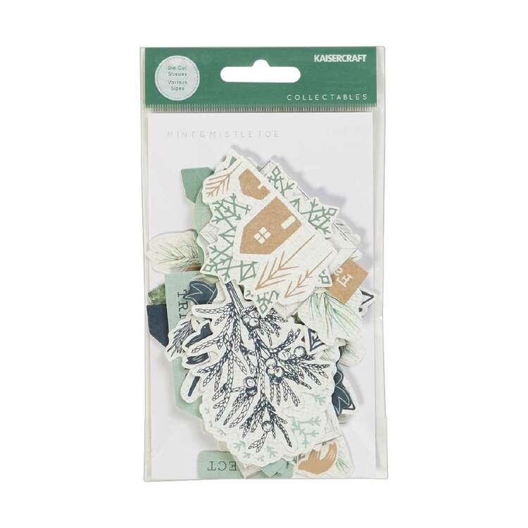Kaisercraft Mint & Mistletoe Collectables