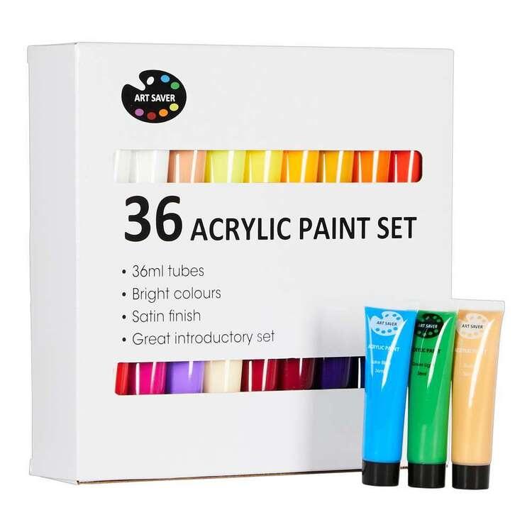 Art Saver 36 Acrylic Paint Set