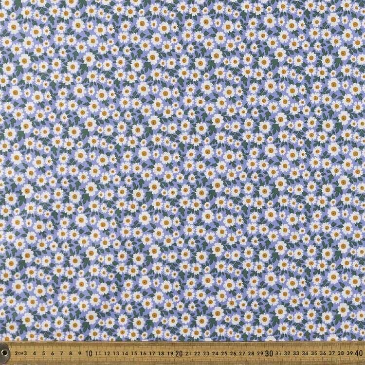 Sweetie Printed 112 cm Poplin Fabric