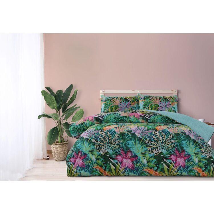 Brampton House Amazonia Quilt Cover Set
