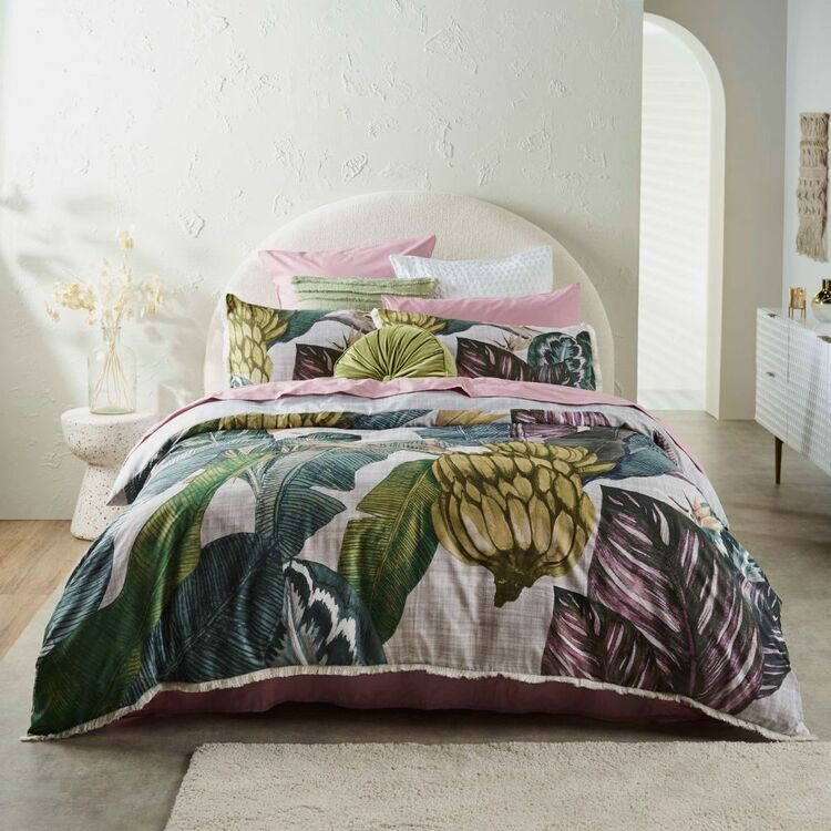 KOO Plantation Quilt Cover Set