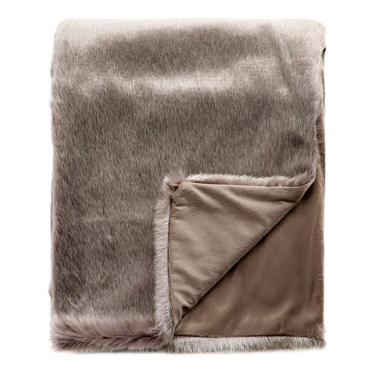 Limon Elmwood Frost Chinch Throw