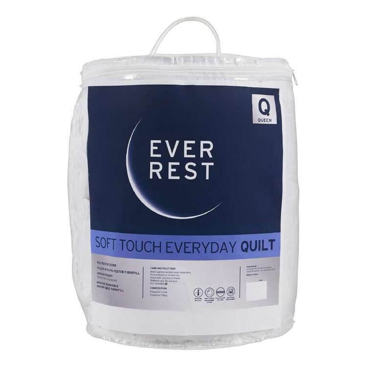 Ever Rest Soft Touch Everyday Quilt