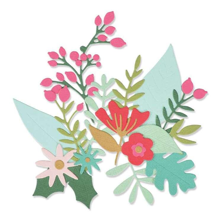 Sizzix Thinlits Floral Abundance Die Set 24 Pack