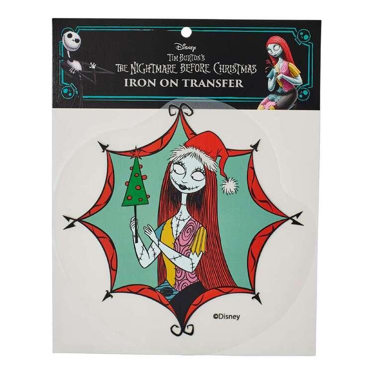 Disney Nightmare Before Christmas Sally Iron On Transfer