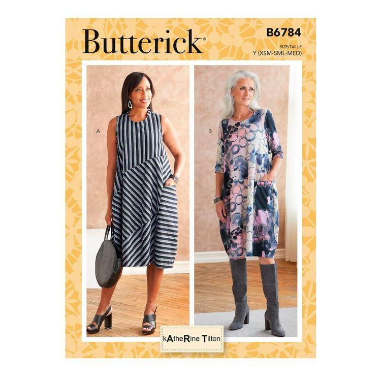 Butterick Sewing Pattern B6784 Misses' Dress