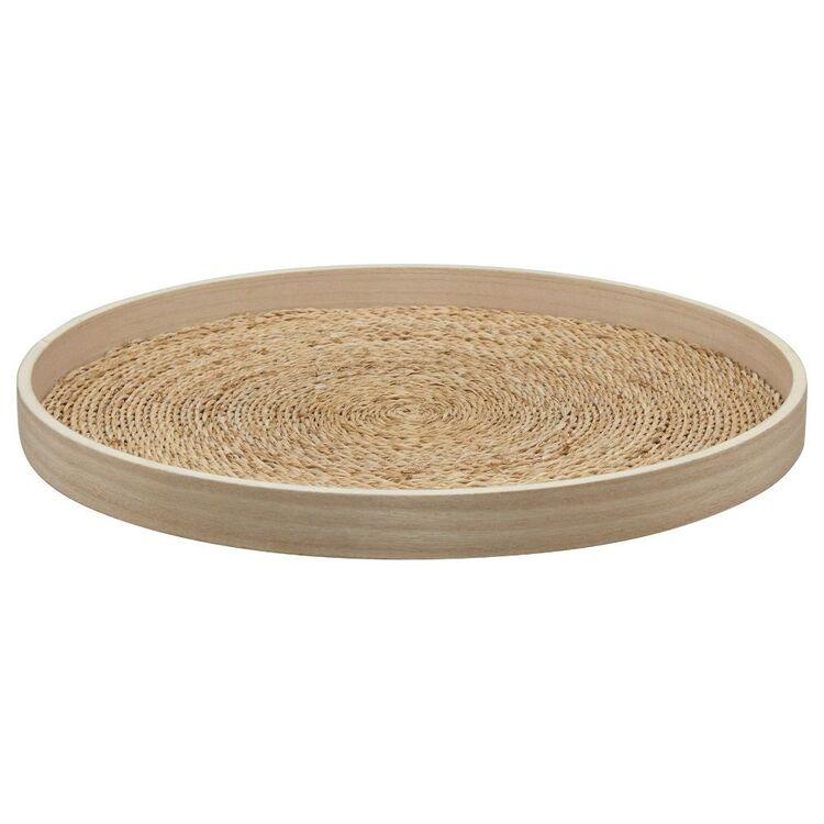 Bouclair Mykonos Round Tray