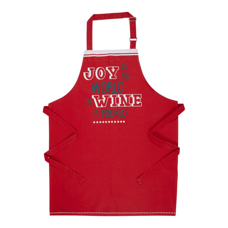 Christmas By Ladelle Joy Apron
