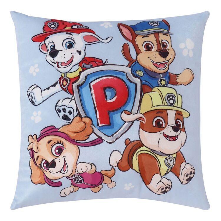 Paw Patrol Team Cushion