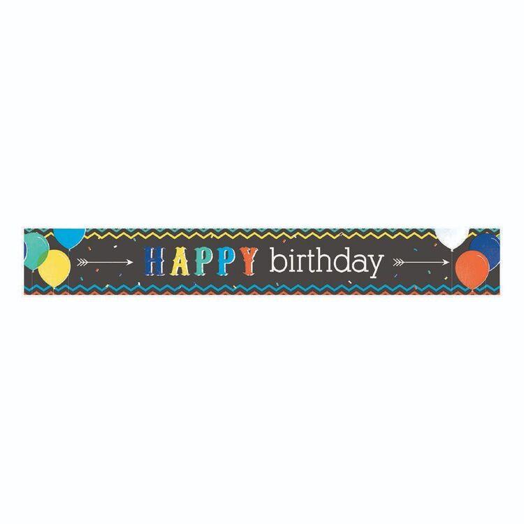 Artwrap Birthday Banner