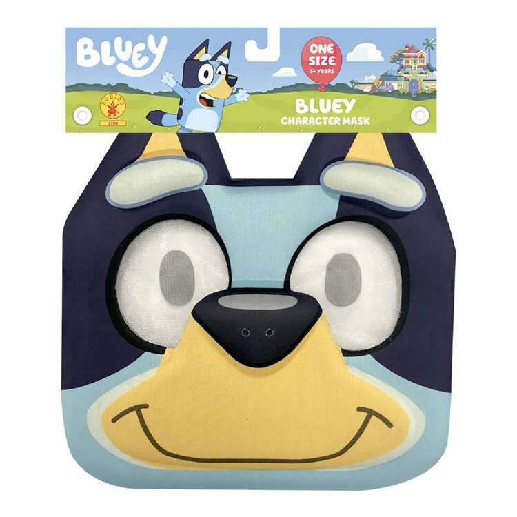Bluey Character Face Mask