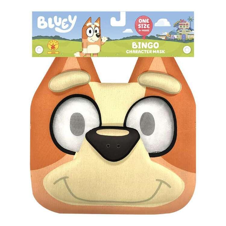 Bingo Character Face Mask
