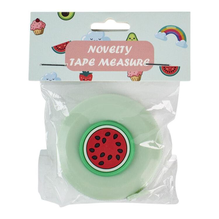 Watermelon Novelty Tape Measure