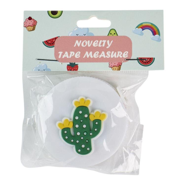 Cactus Novelty Tape Measure