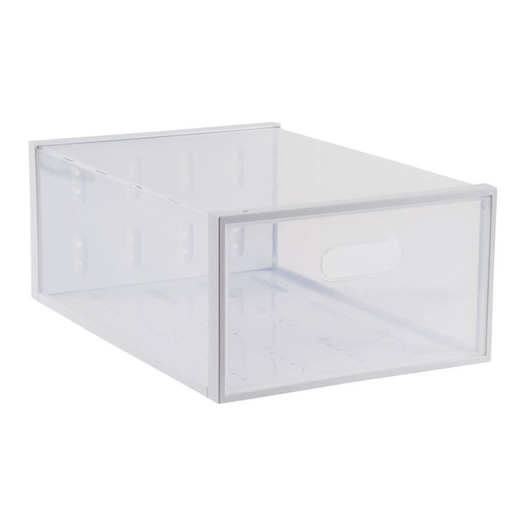 Living Space Small Collapsible Shoe Box