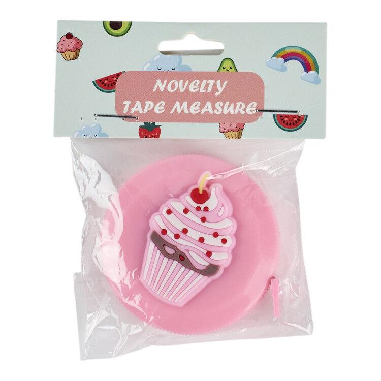 Cupcake Novelty Tape Measure