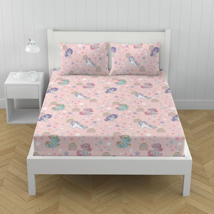 My Little Pony Fitted Sheet Set