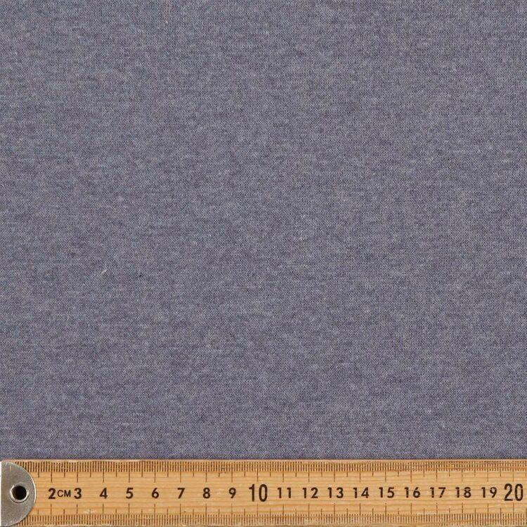 Plain 148 cm Recycled Fleece Fabric