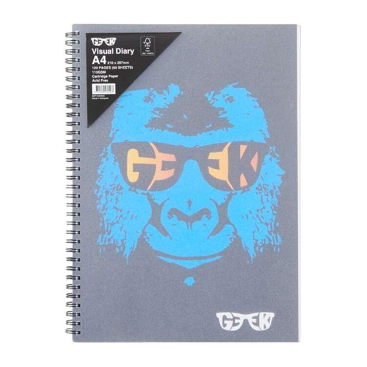 Geek Visual Baboon Diary
