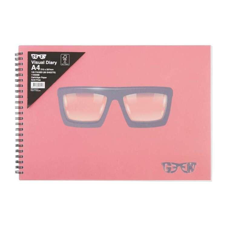 Geek Visual Glasses Diary