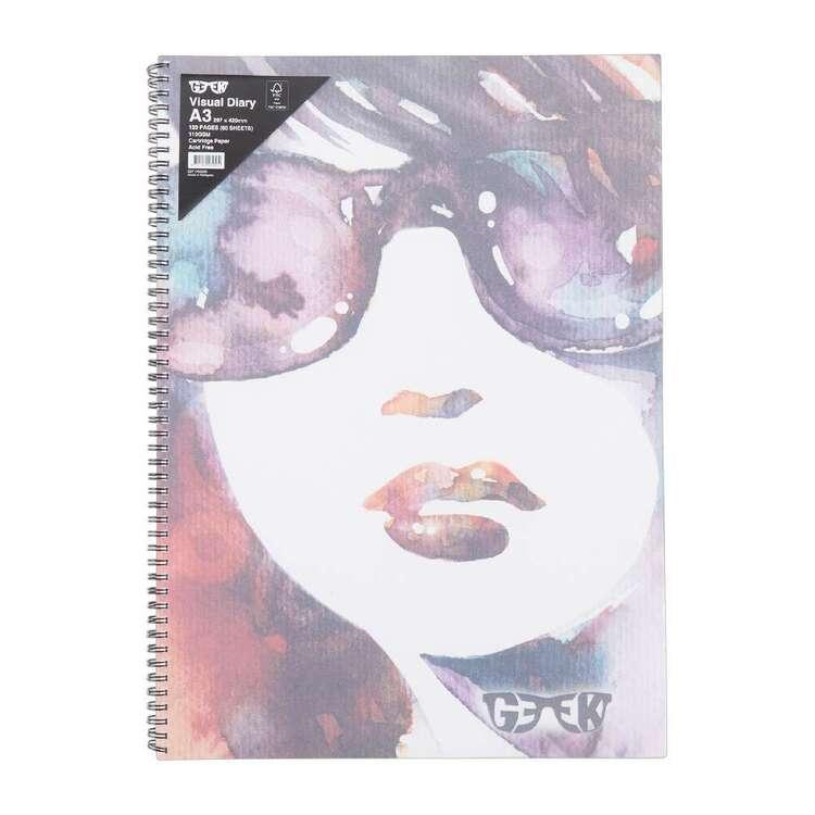 Geek Visual Girl Diary