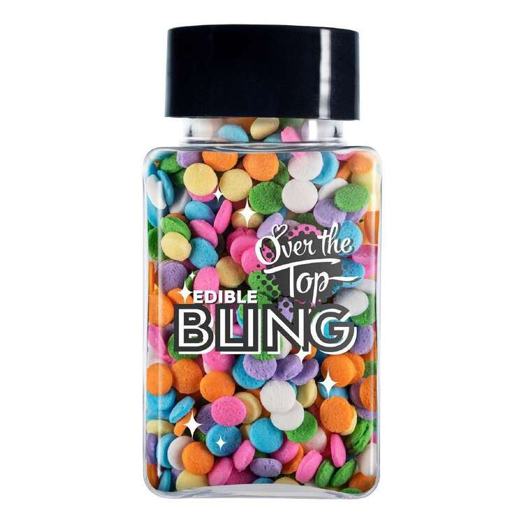 Over The Top Bling Sequins