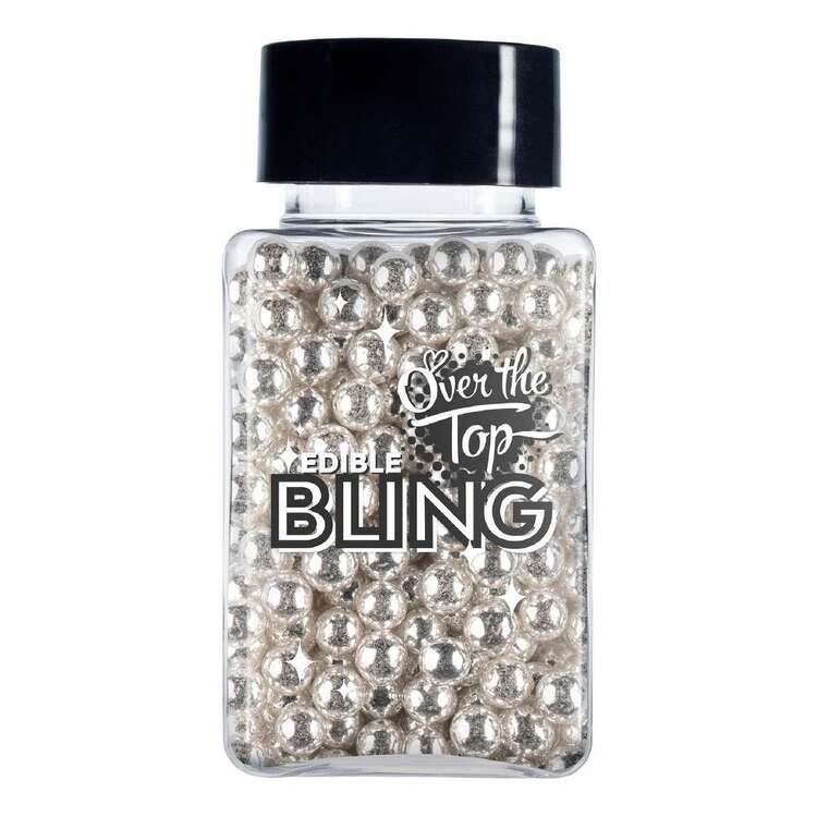 Over The Top Bling Pearls