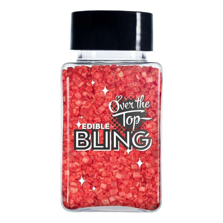 Over The Top Bling Sanding Sugar
