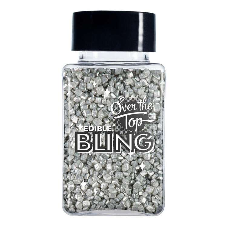 Over The Top Bling Pearl Sanding Sugar