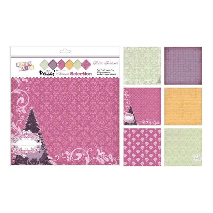 Ruby Rock-It Classic Christmas Paper Pack